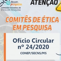Ofício Circular nº 24/2020 - CONEP